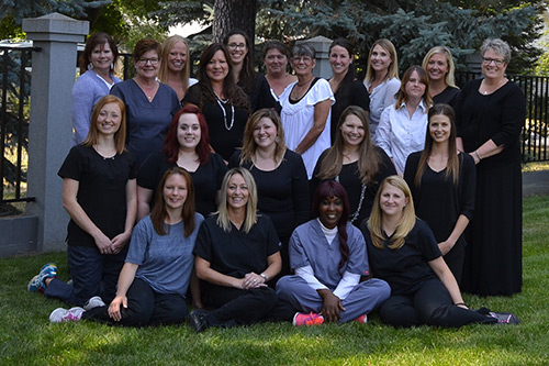 Spokane Foot Clinic Staff